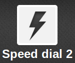 Speed dial 2